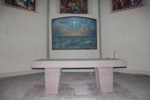 Altarbildprobe