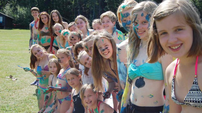 Ein neues Level: Sommer, Sonne, Kinder, Wildflecken