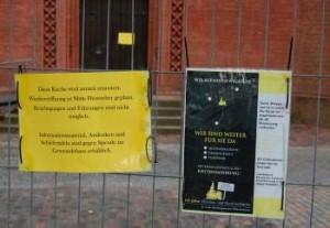 Christusnews | Bautagebuch Gelbe Sthle Passen Zu Welcher Kche